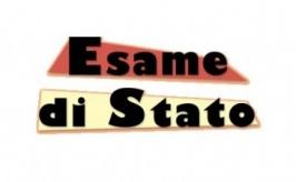 Disposizioni per l'esame di Stato